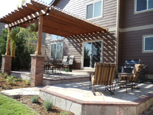 Decks and Pergolas :: The Horticulture Consultant